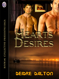 """Hearts Desires"" by Deborah O'Toole writing as Deidre Dalton"