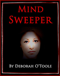 """Mind Sweeper"" by Deborah O'Toole at Amazon"
